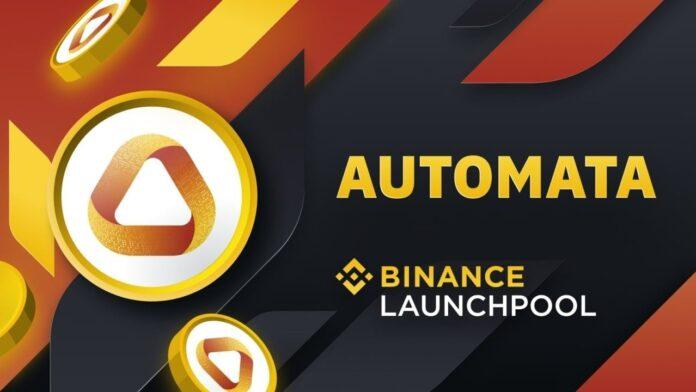 Automata (ATA) Launchpool