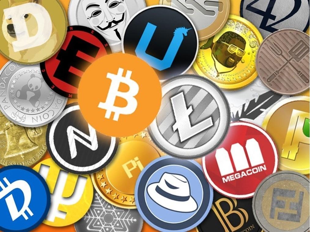 Какая бывает криптовалюта валютная торговля на бирже